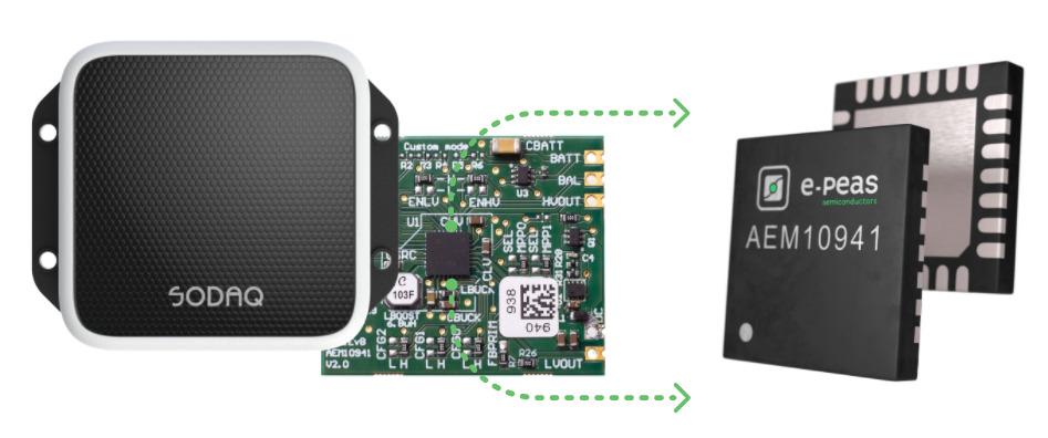 SODAQ GPS-tracker and Solar panel
