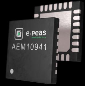 e-peas AEM10941 solar energy panel
